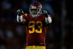 Everson Griffen, USC Trojans