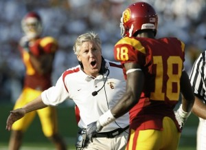 USC, Pete Carroll, Damian Williams