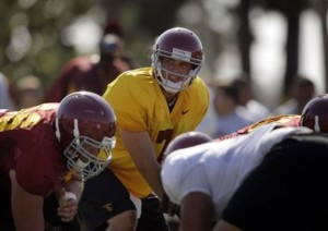 Matt Barkley, USC, college football