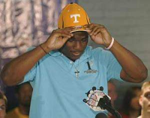 Bryce Brown, Tennessee