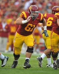 Kristofer O'Dowd, USC Trojans, college football