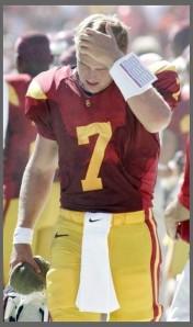 college football, USC, Matt Barkley