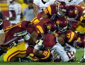 Washington State,  USC, College Football