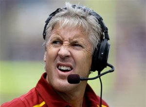 College football, Pete Carroll, USC