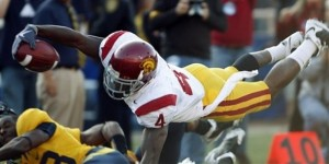 college football, Joe McKnight, USC