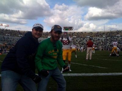 USC, Notre Dame, Blake Ayles