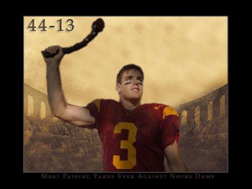 college football, USC, Notre Dame, 2002, Carson Palmer